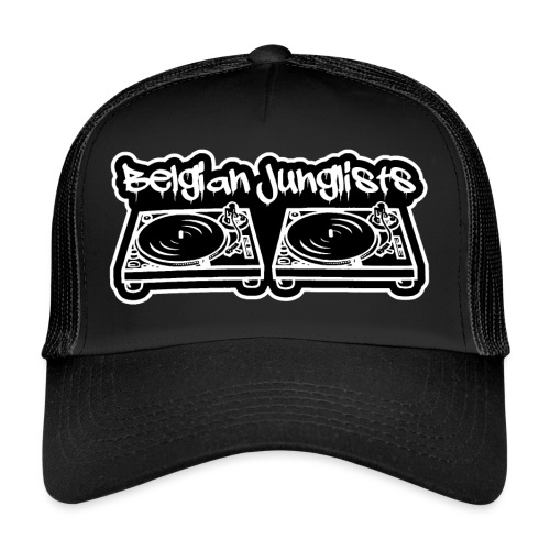 Belgian Junglists 2 - Trucker Cap