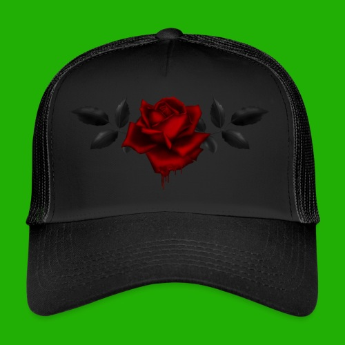 Bleeding rose - Trucker Cap