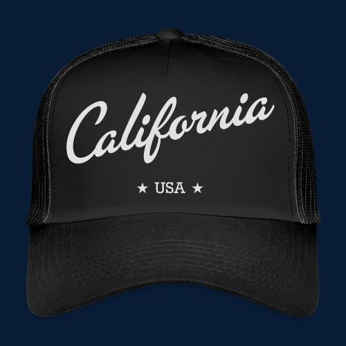 California - Trucker Cap