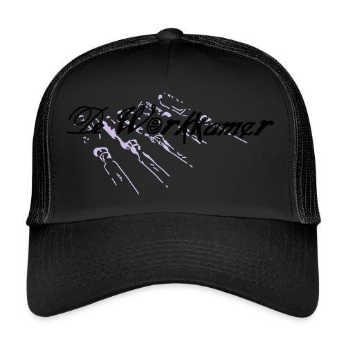 werkkamer edit - Trucker Cap