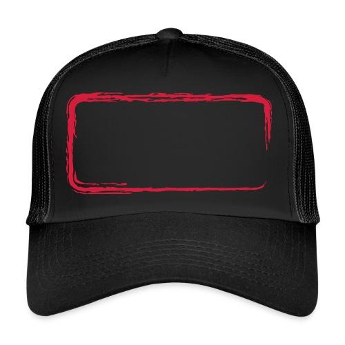 Rahmen_01 - Trucker Cap