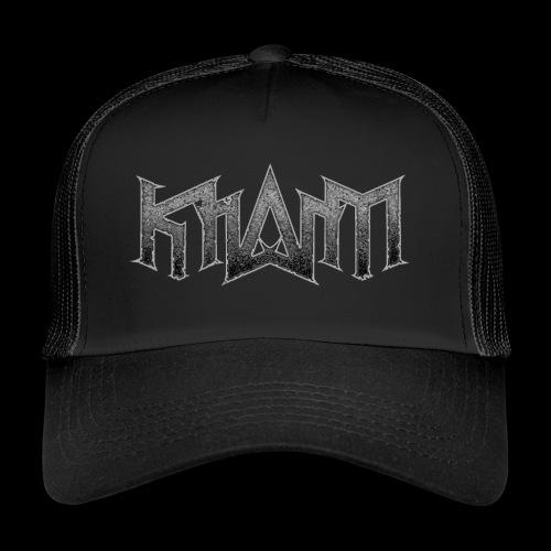 logo khasm - Trucker Cap