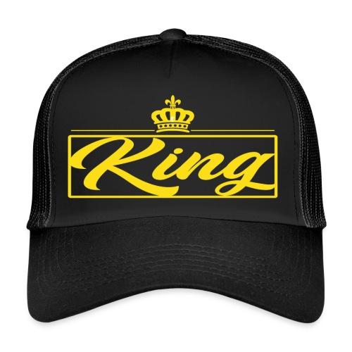 King - Gorra de camionero