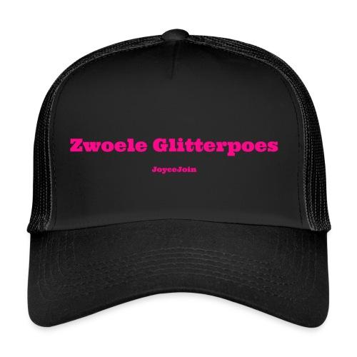 Zwoele Glitterpoes - Trucker Cap