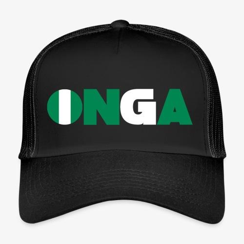 Nigeria - Trucker Cap