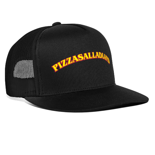 Pizzasalladland keps - Trucker Cap