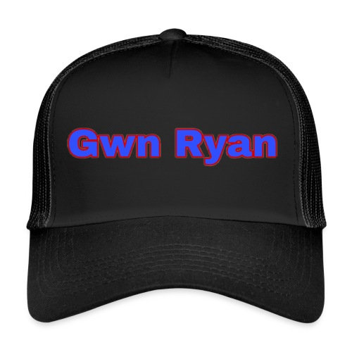 Gwn Ryan Kids - Trucker Cap
