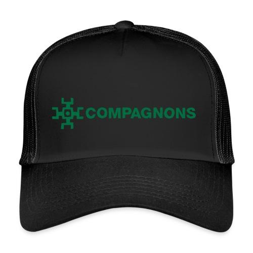 Branche Compagnons - Trucker Cap
