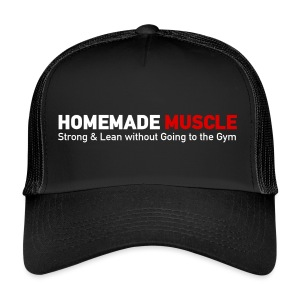 HOMEMADE MUSCLE Apparel - Trucker Cap