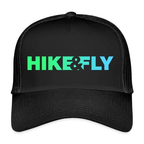Hike & Fly Paragliding - Trucker Cap