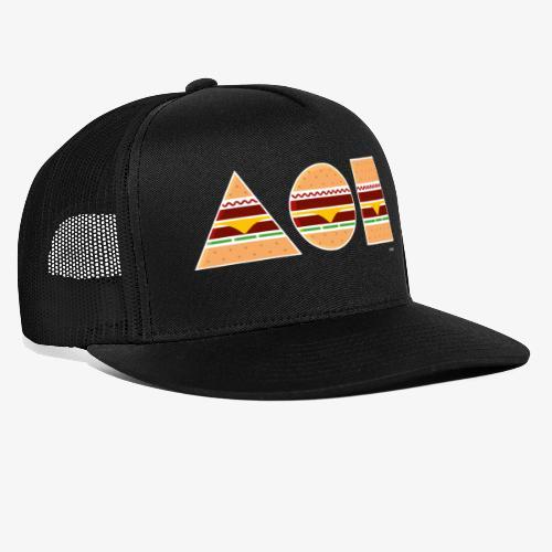 Graphic Burgers - Trucker Cap