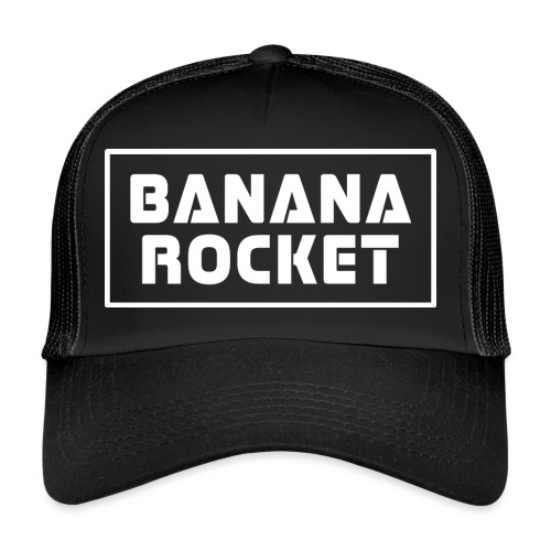 Banana Rocket Classic - Trucker Cap