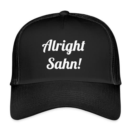 Alright Sahn Wexford - Trucker Cap