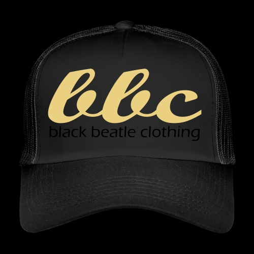 BBC gym clothing - Trucker Cap