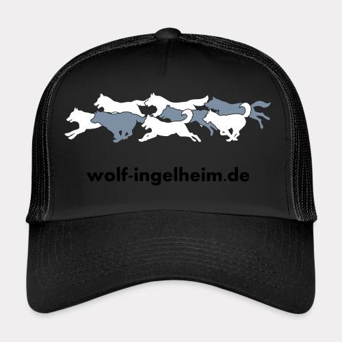 """Wolfsrudel """"Wolf-Ingelheim - Trucker Cap"""