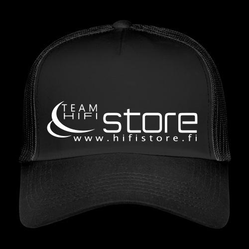 Hifi Store logo - Trucker Cap