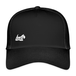 Founded in Scotland alternative logo - Trucker Cap