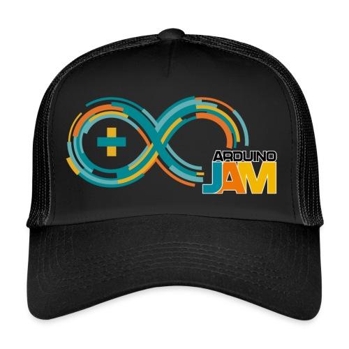 T-shirt Arduino-Jam logo - Trucker Cap