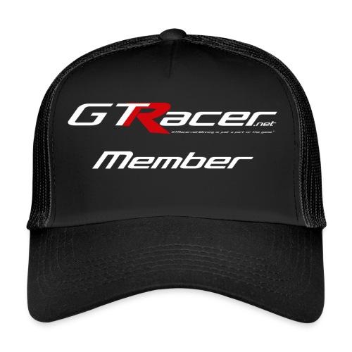 gtr shirtpulsar81 - Trucker Cap