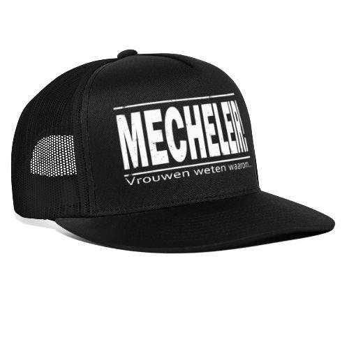 Mecheleir vrouwen - Trucker Cap