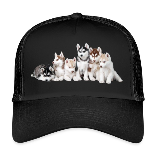 Dogs - Trucker Cap