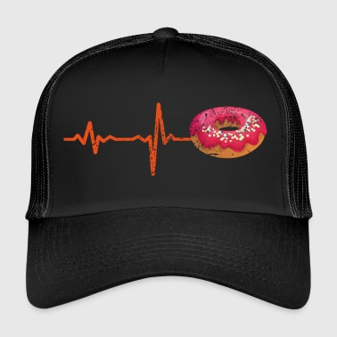 Gave Heartbeat Muffin - Trucker Cap