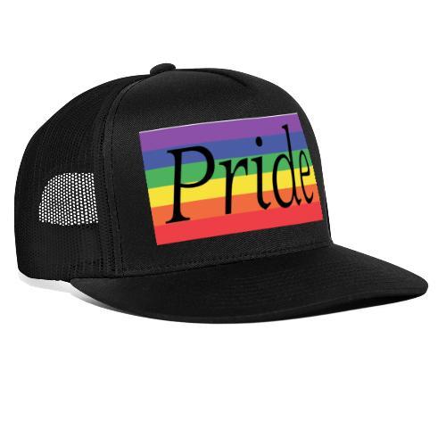 Pride | Regenbogen | LGBT - Trucker Cap