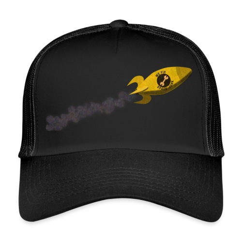 We Fix Space Junk - Trucker Cap