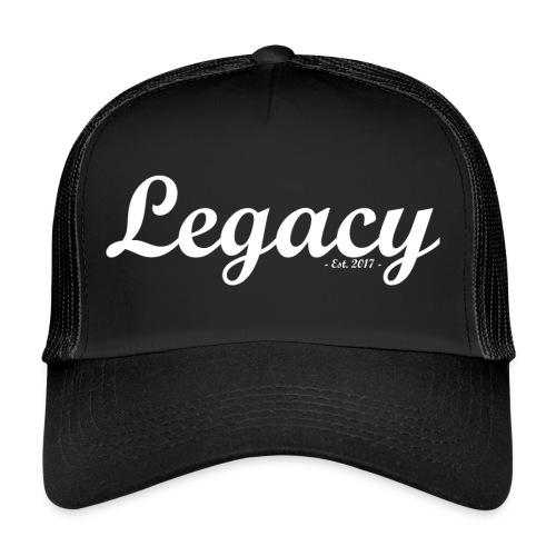 Legacy Dark - Trucker Cap