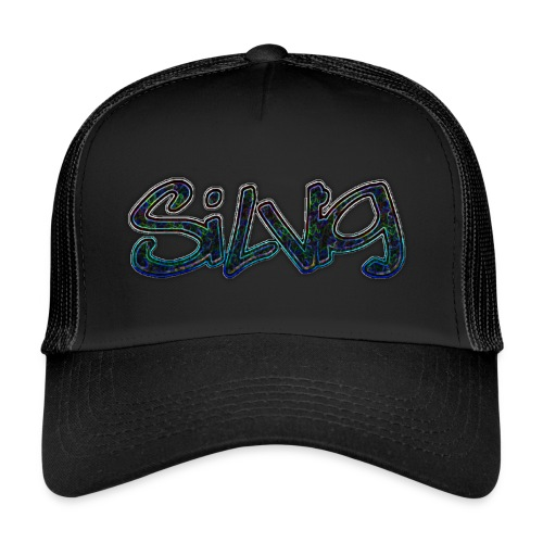 SilViG logo limited - Trucker Cap