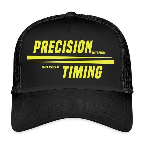 PRECISION & TIMING - Trucker Cap