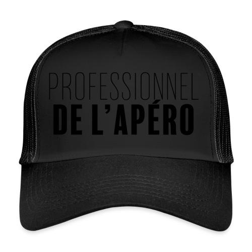 Professionnel de l'apéro - Trucker Cap