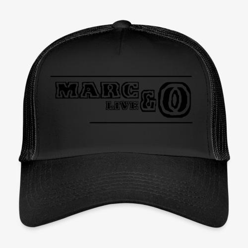 Marc&O_Live - Trucker Cap
