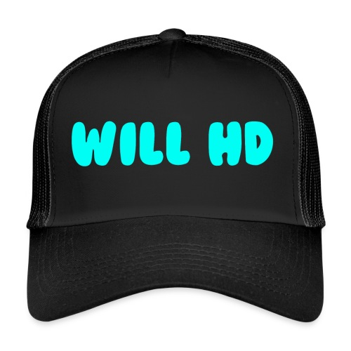 Will HD Merchandise - Trucker Cap