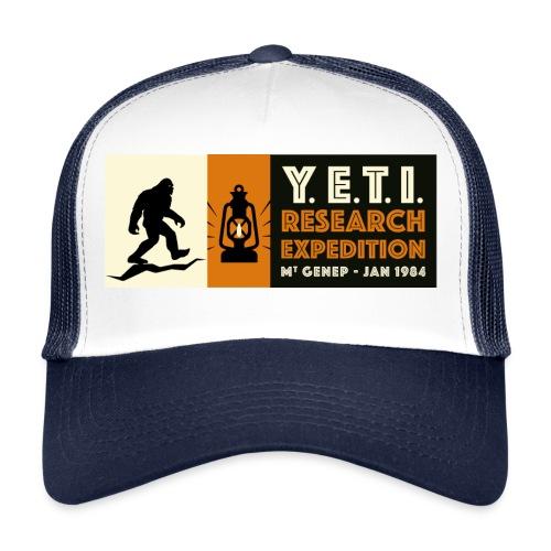 A la recherche du Yeti - Trucker Cap