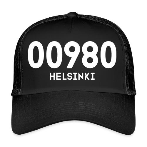 00980 HELSINKI - Trucker Cap