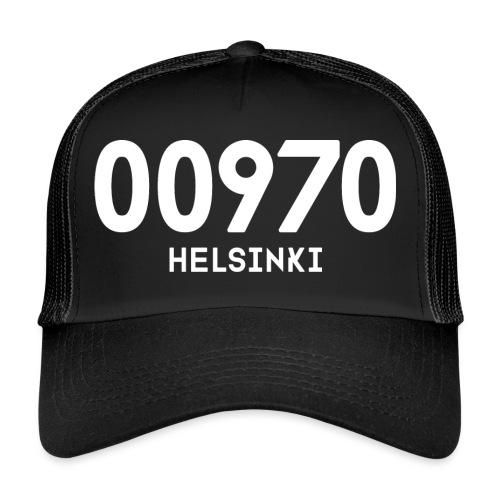 00970 HELSINKI - Trucker Cap