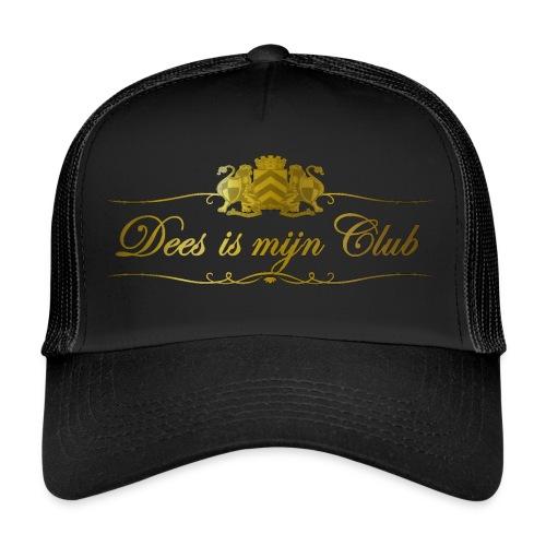 Dees is men club tshirt - Trucker Cap