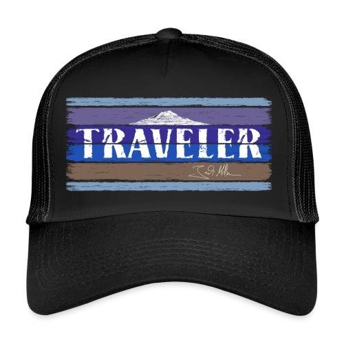 Jack McBannon - Traveler II - Trucker Cap