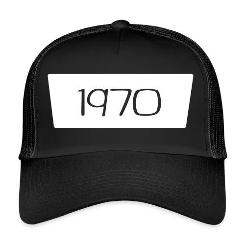 1970 - Trucker Cap