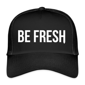Be Fresh Snapback - Trucker Cap