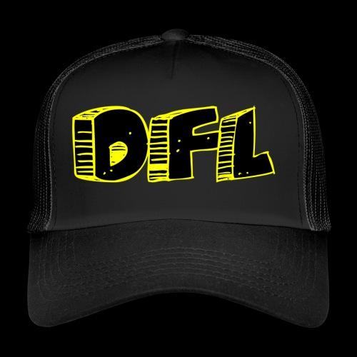 DFunctionaL Logo - Trucker Cap