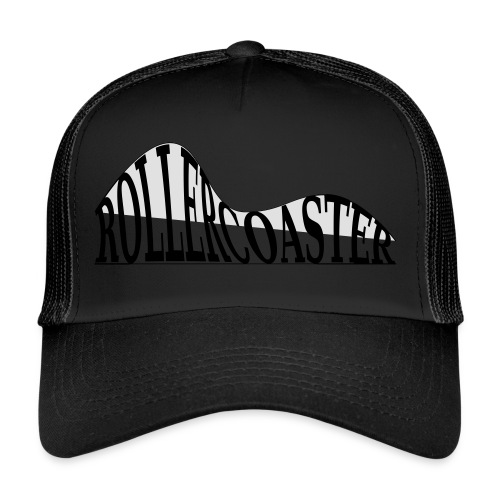 envelope_coaster - Trucker Cap