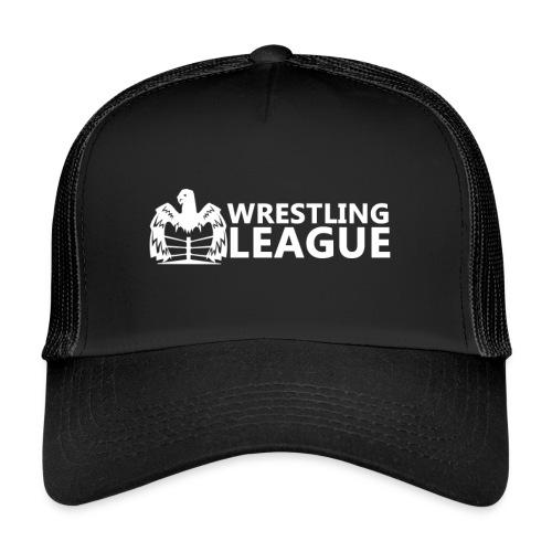 Wrestling League Flat Cap - Trucker Cap