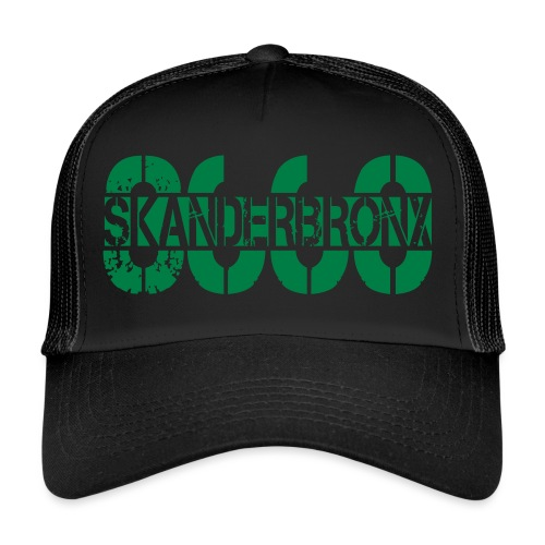 SKANDERBRONX - Trucker Cap
