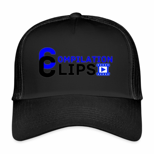 Official CompilationClips - Trucker Cap