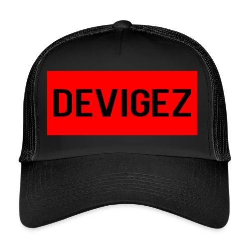 devigez original - Trucker Cap