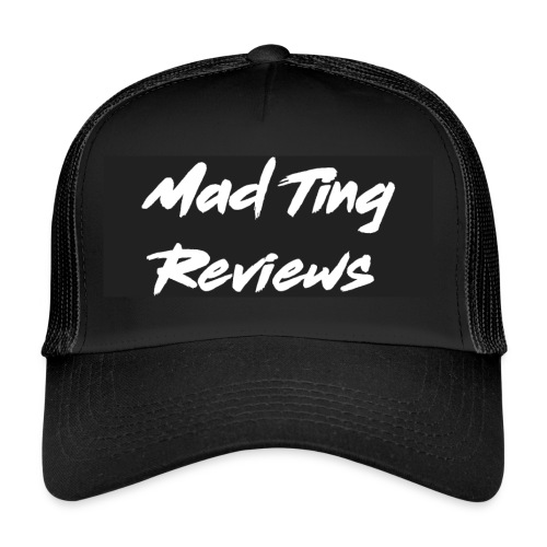 Mad Ting Reviews OG clothing Logo - Trucker Cap