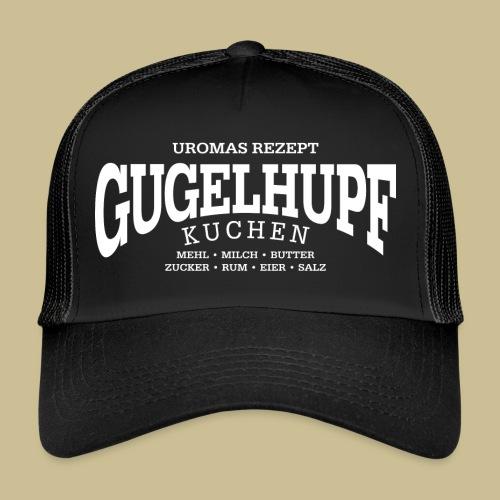 Gugelhupf (white) - Trucker Cap