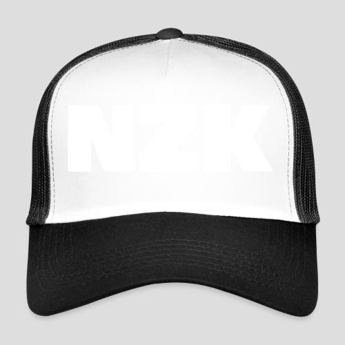 NZK logo - Trucker Cap